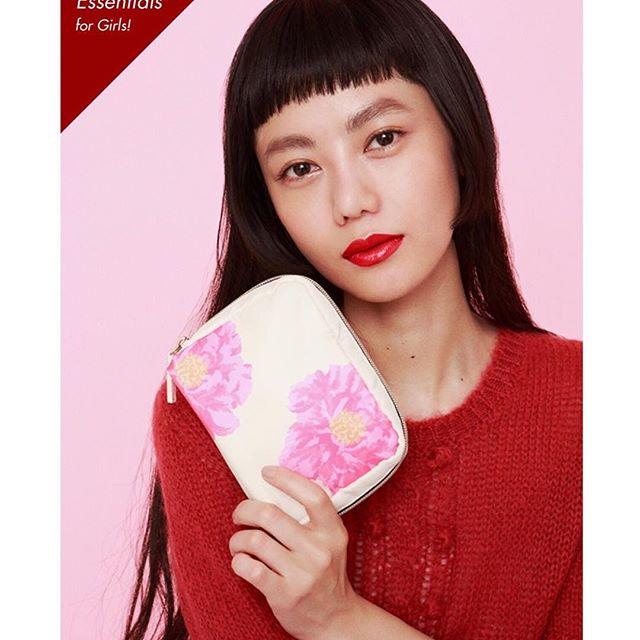.メイクってたのしいもっといろんなメイクしたいなぁ。いろんな自分になれるからメイクってたのしいの。@ellegirl_jp photographer---Bungo Tsuchiya hair---Hideyuki Shiozawamake up---Rika Matsuimodel---me