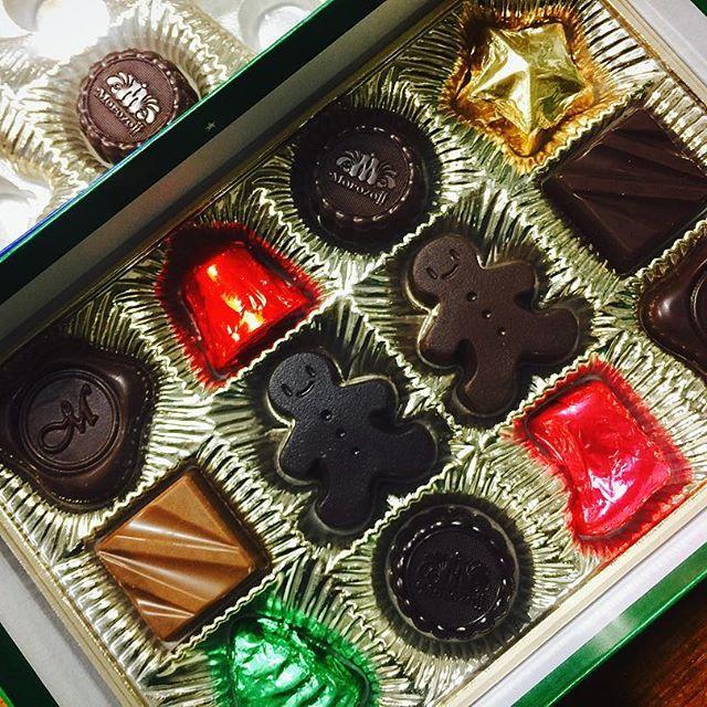 ️#chocolate #xmas