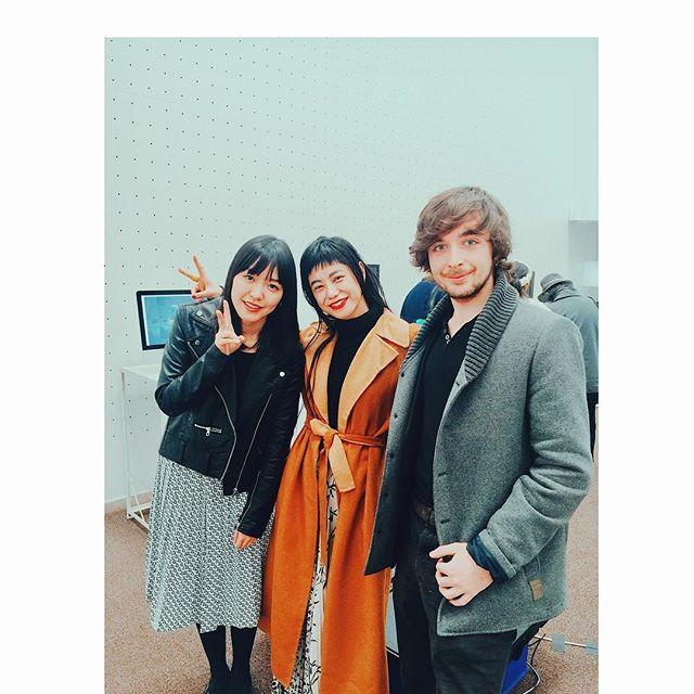 作品を観に東京美術館へ🖼📽🎞@constant.voisin @harukakuwana_official 独特な世界観でとっても新しかった出逢えたのも縁だなぁ💭見てくれているあなたもそう。