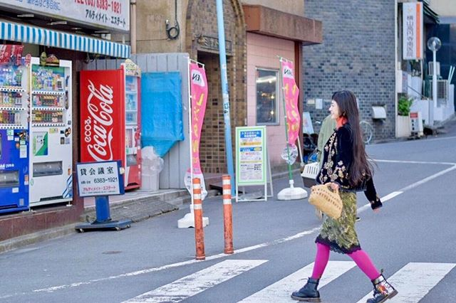♀️♀️♀️#tokyo #photo#てくてく