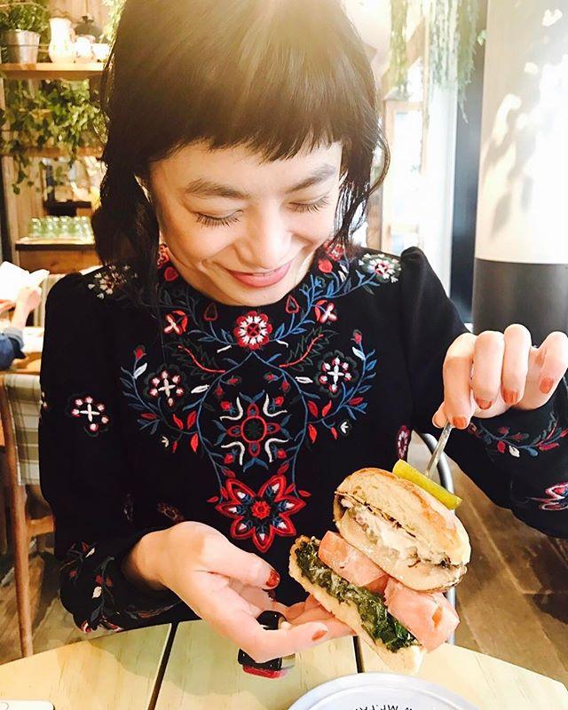 Vegetable burger 🥑