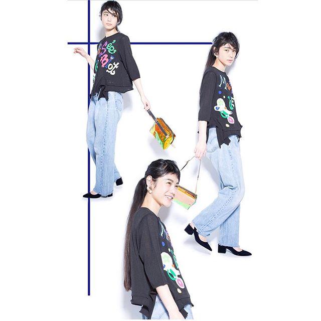 📸@ellejapan online.Tops...TOKUKO 1erVOL..Photo ☞MASAMI SANOHair &Make up ☞NOBUYUKI SHIOZAWAStyling & Model ☞meText ☞ AIKO ISHII