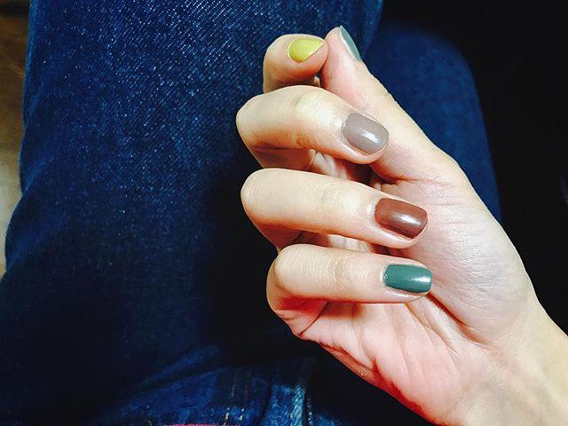 本日は @syte_yohjiyamamoto の映像撮影でした︎メイクの @keicomu さんと一緒にネイルのカラーを考えて🏻とっても楽しすぎた。作品作ってるときがいちばんすきだなぁ♡#syte
