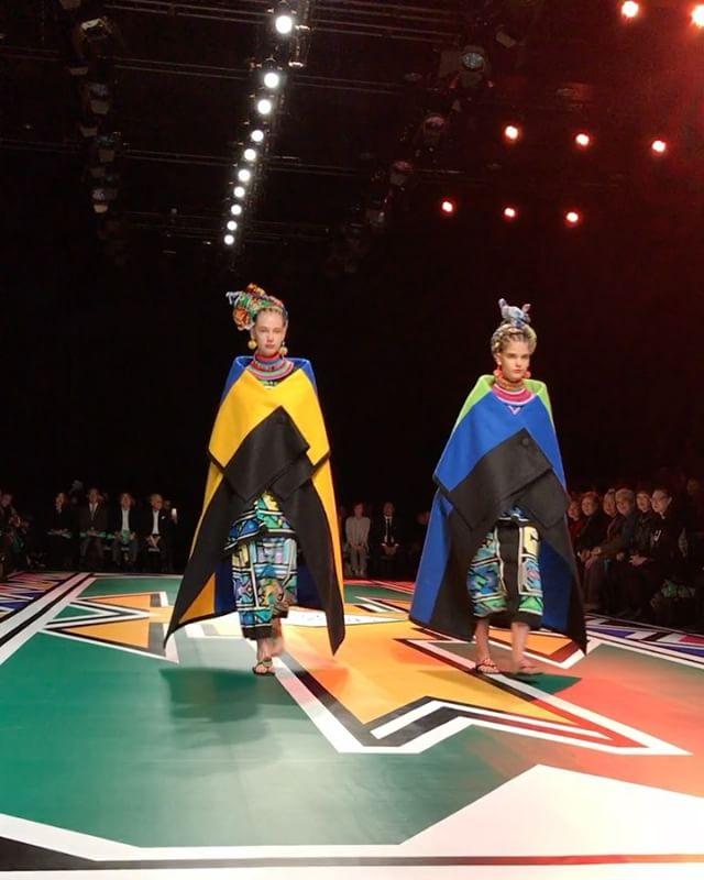 TOKUKO 1er VOL ️.#tokuko1ervol #amazonfashionweek #tokuko #fashionshow