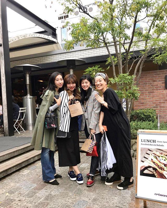 久しぶりの集まり@ellegirl_jp からの出逢い♡