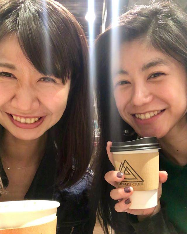 離れていてもよく会う姉妹🏻🧡似てる?親友のような存在。いつもありがとう!