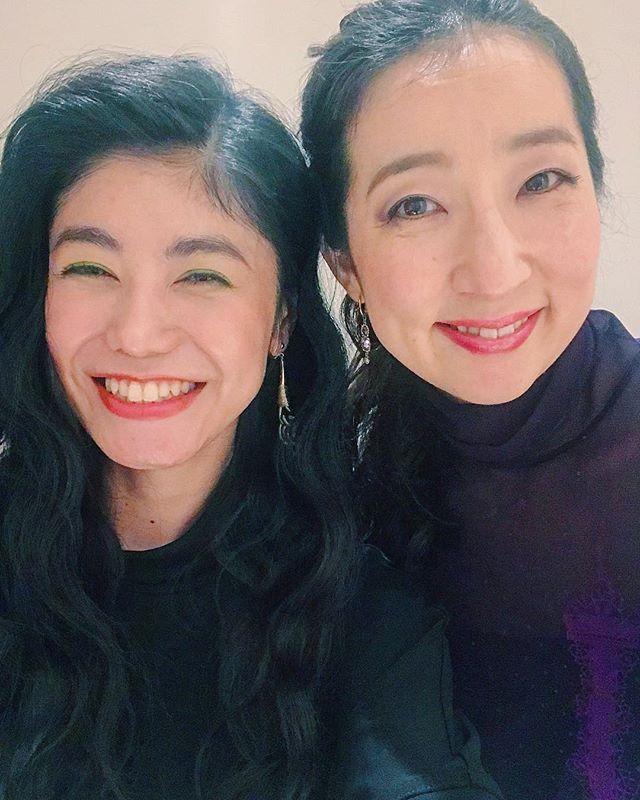 そして、トークショーでは、はじめましてのMC、安田さんと♡とっっても楽しいトークショーでした!トークの展開が素晴らしくて、ほんとに話していてあっという間の30分でしたあー時間が足りなかったなぁ。。#tokuko1ervol