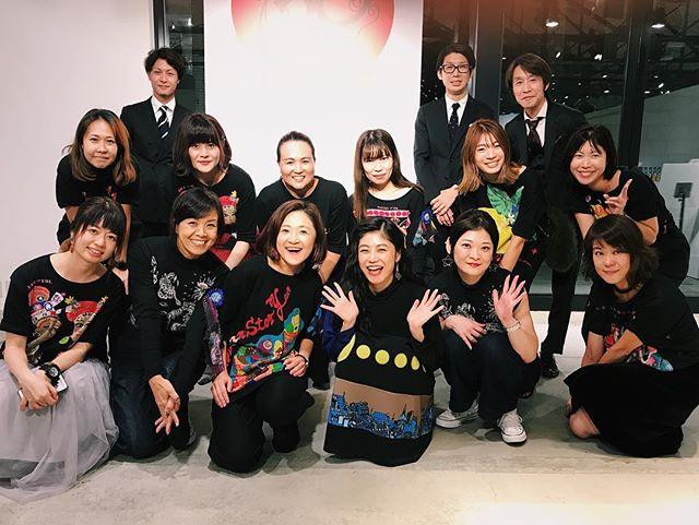 tokuko1ervol 30周年イベントほんとにほんとにありがとうございました!トークショー楽しんでもらえたかな?🏻来てくれてほんとに嬉しかったです。また会いましょー♡♡♡ステキなチームのみなさん#tokuko1ervol