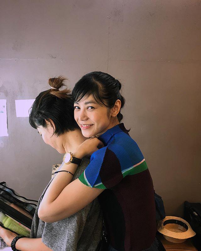 @uekingyo さん、カメラ向いてー♡ 笑笑かわいい。いつもありがとうございます今日も楽しかったー!!!🕺🏻@natulan_official 📸