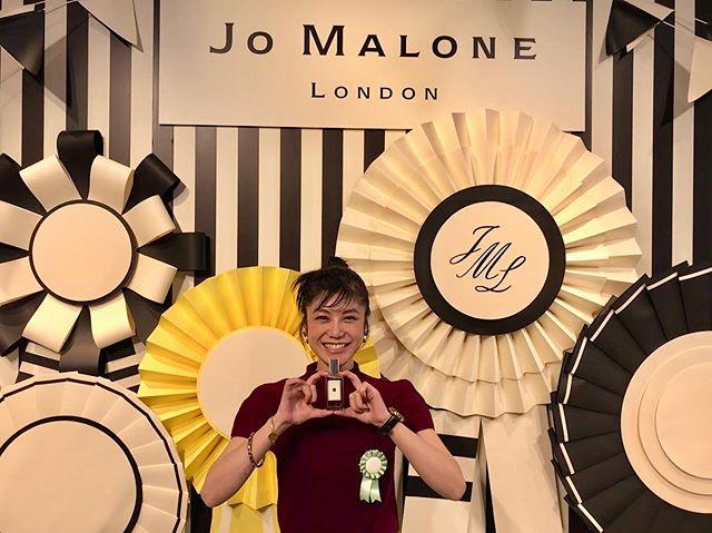 @jomalonelondon サマーフェスへチーム戦でいろんなゲーム楽しかったー素敵な香りが人と人を繋げてくれた幸せな日。#JoMaloneLondon #DeclareYourScent#ELLEpromotion