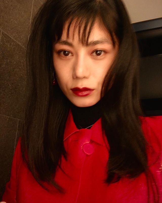 Redの日。🥀#moetmoment #dresscord #red#tokyuplazashibuya #tokyo